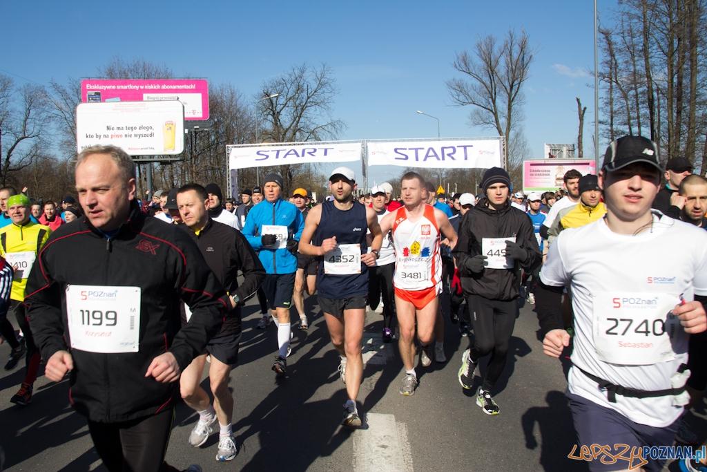 5 Poznań Półmaraton  Foto: (c) Anna Bernard