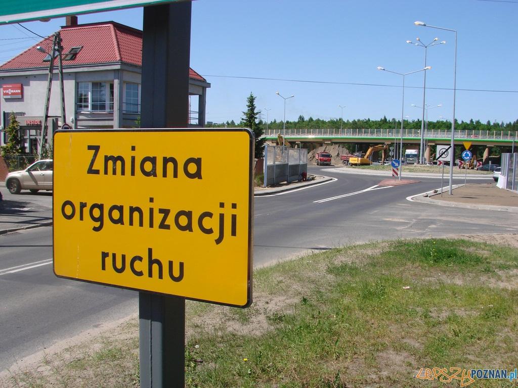 Węzeł Antoninek (prawie) gotowy - 24.05.2012   Foto: lepszyPOZNAN.pl / ag