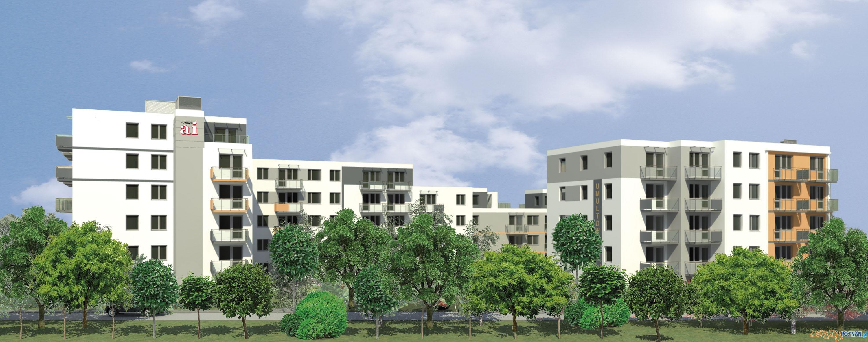 Nowe budynki na osiedlu Stefana Batorego  Foto: Agencja Inwestycyjna AI