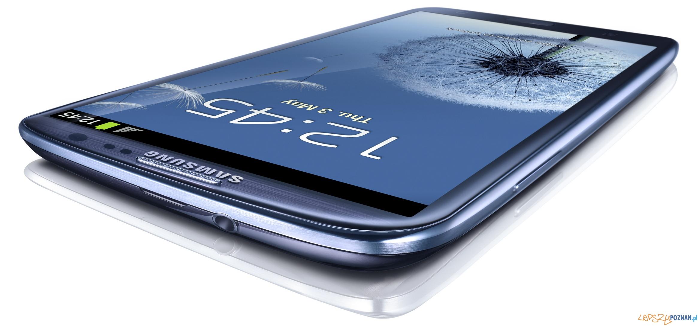 Samsung Galaxy S III  Foto: Samsung