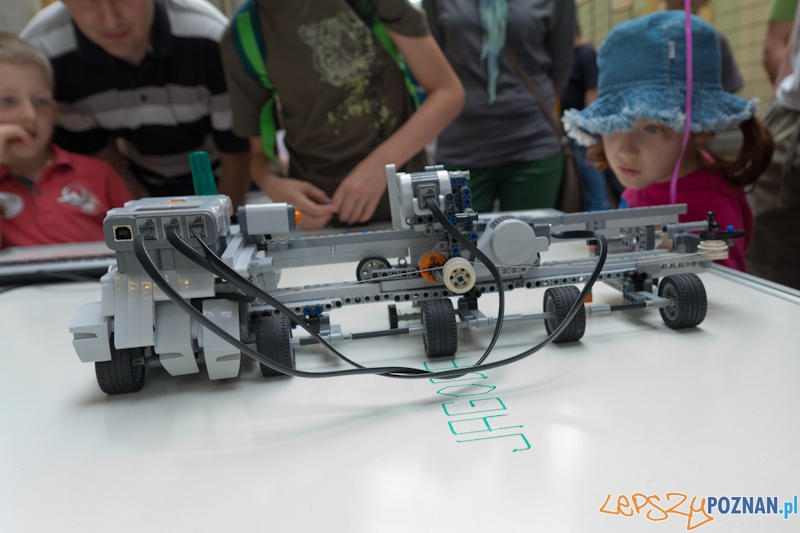 CybAiRBot 2012 czyli Festiwalu Robotyki  Foto: lepszyPOZNAN.pl / Piotr Rychter