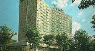 Hotel Polonez, początek lat 80-tych  Foto: