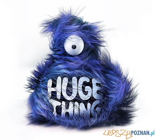 huge thing  Foto: