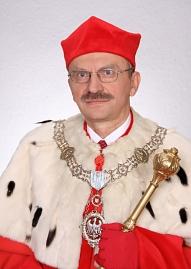 Bronisław Marciniak - rektor UAM  Foto: UAM