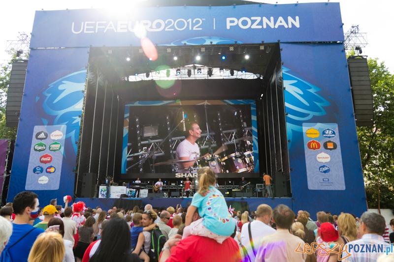 Oficjalna Strefa Kibica  Foto: lepszyPOZNAN.pl / Piotr Rychter