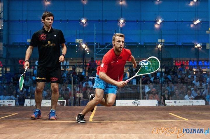 Drużynowe Mistrzostwa Polski w Squasha (1)  Foto: