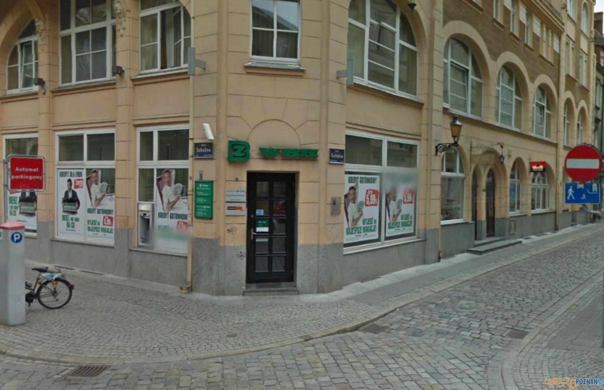 Tak jeszcze było tutaj niedawno  Foto: Google streetview
