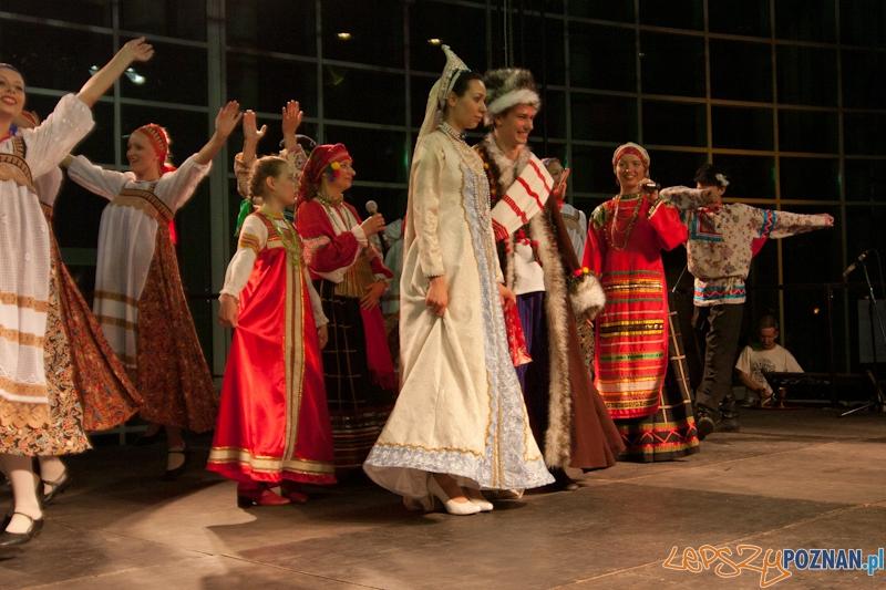 VI Festiwal Sztuki Ludowej - Poznań 25.08.2012 r.  Foto: LepszyPOZNAN.pl / Paweł Rychter