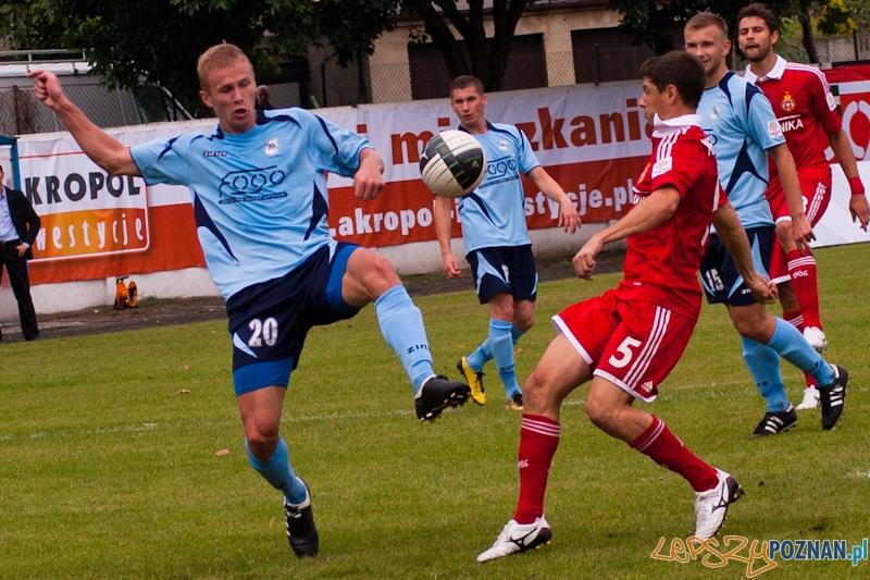 KS Luboński - Wisła Kraków  Foto: LepszyPOZNAN.pl / Paweł Rychter