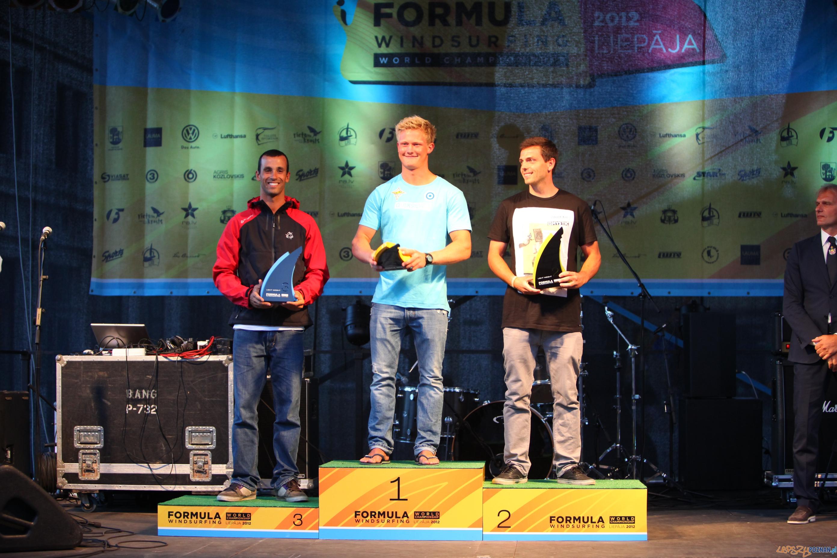 wojtek-na-podium  Foto:
