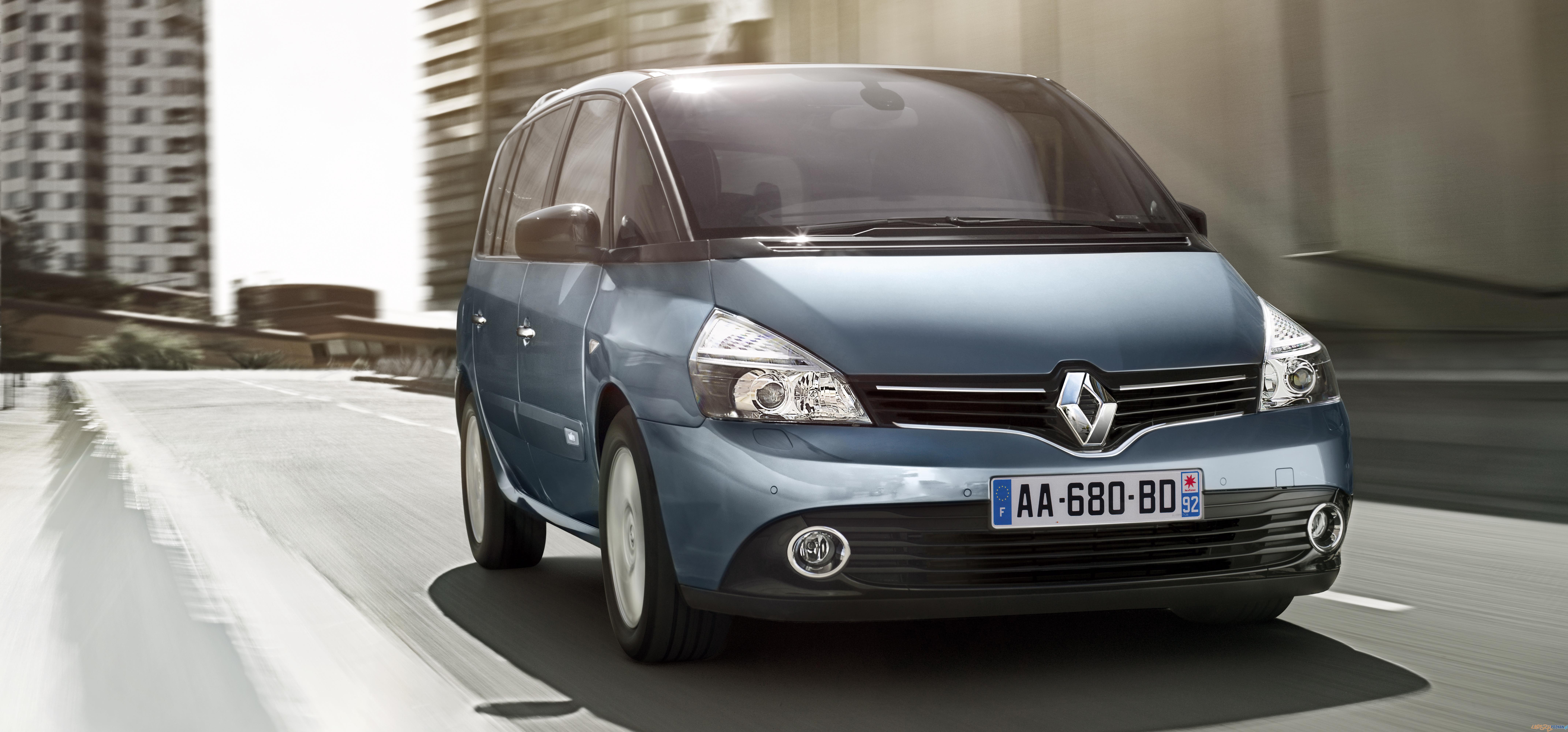 Nowy renault espace  Foto: materiały prasowe Renault
