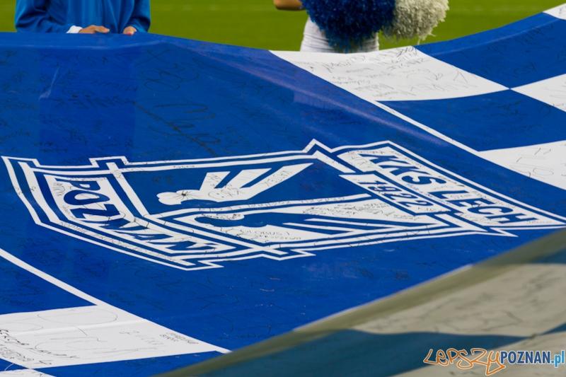 Towarzyskie spotkanie Lech Poznań - HSV Hamburg - 3.10.2012 r. Stadion Miejski  Foto: lepszyPOZNAN.pl / Piotr Rychter