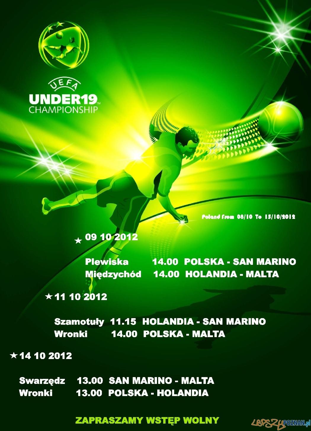 Turniej eliminacyjny Mistrzostw Europy do lat 19 w piłce nożnej  Foto: Turniej eliminacyjny Mistrzostw Europy do lat 19 w piłce nożnej