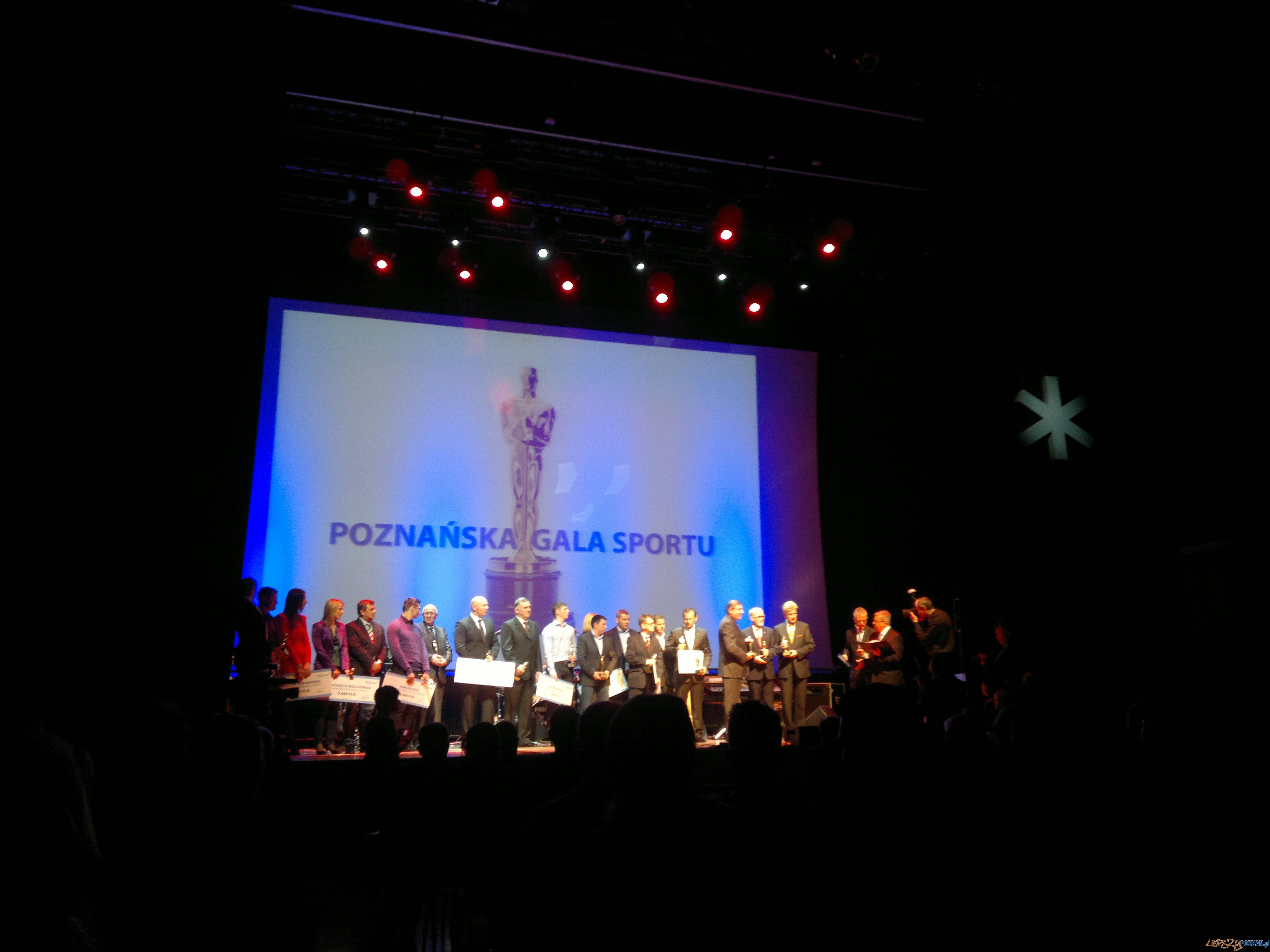 Poznańska Gala Sportu  Foto: TD