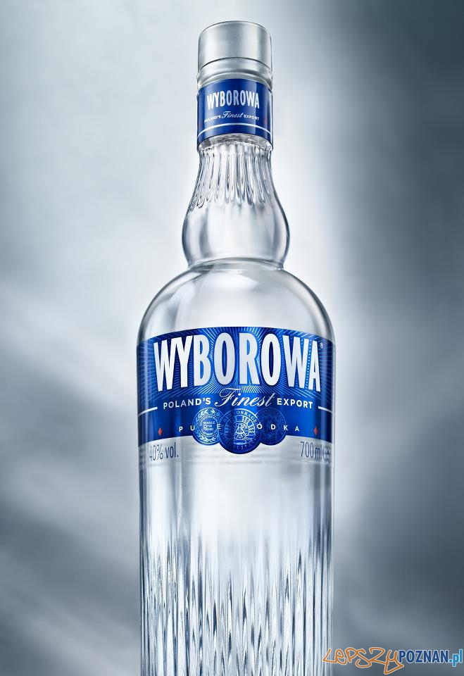 Wyborowa  Foto: Pernod Ricard