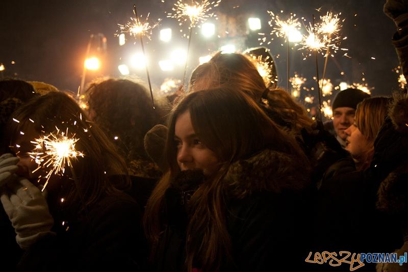 XXI Finał Wielkiej Orkiestry Świątecznej Pomocy - Swiatełko do nieba  Foto: Ewelina Gutowska