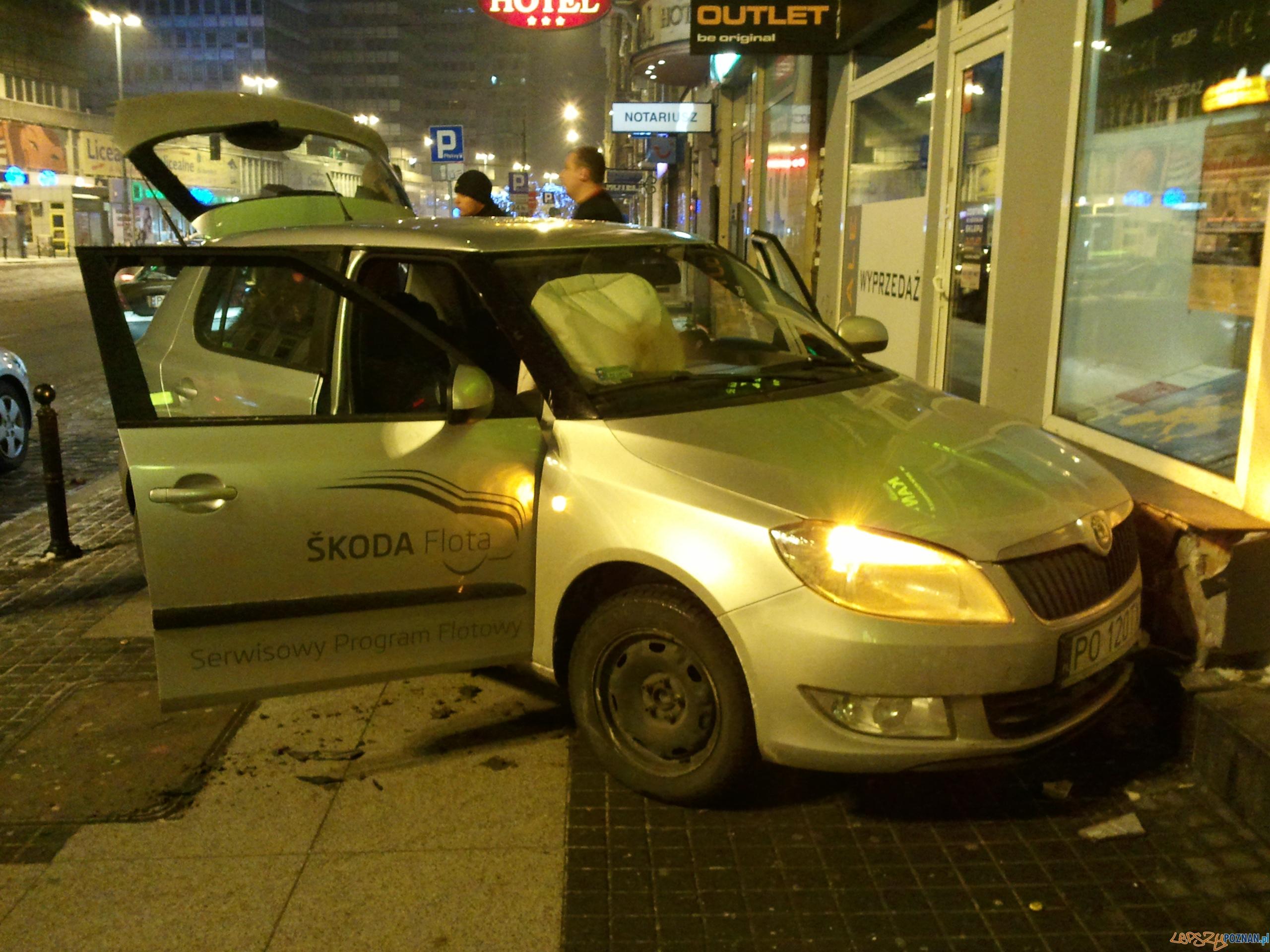 wypadek na Marcinie  Foto: PR