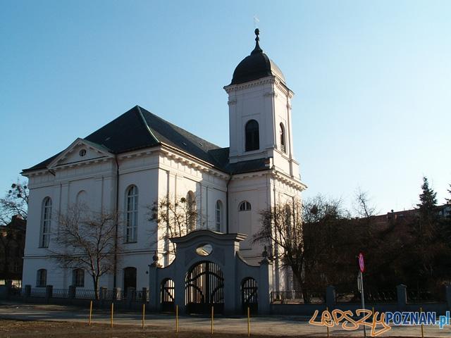 Kościół na Grobli  Foto: materiały parafii