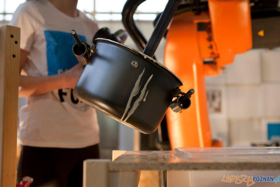 Robot Gotuje 3  Foto: facebook School of Form