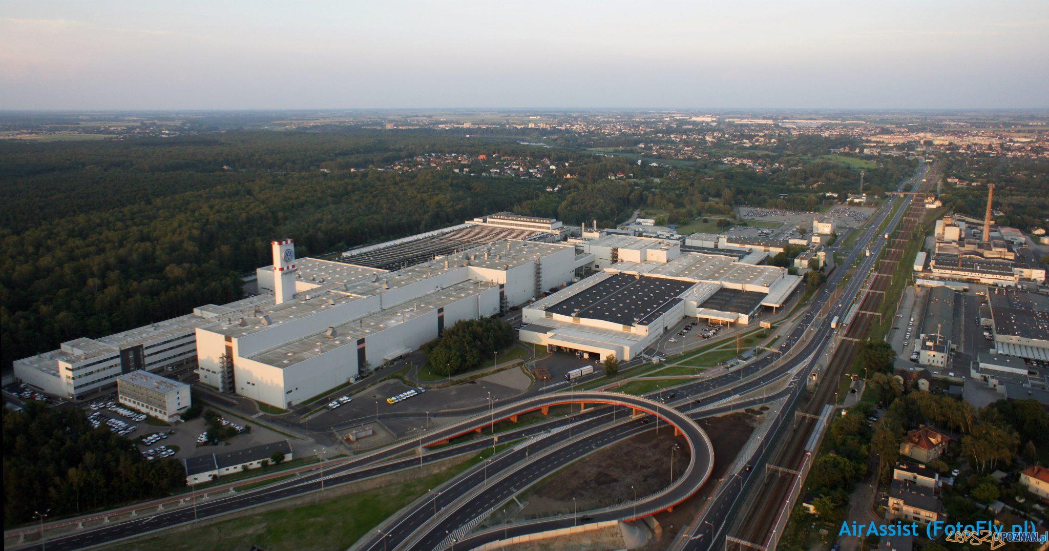 Volkswagen w Antoninku  Foto: Fotofly.pl