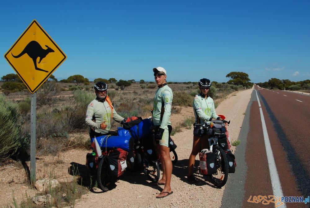 Australia - w drodze  Foto: materiały all for planet