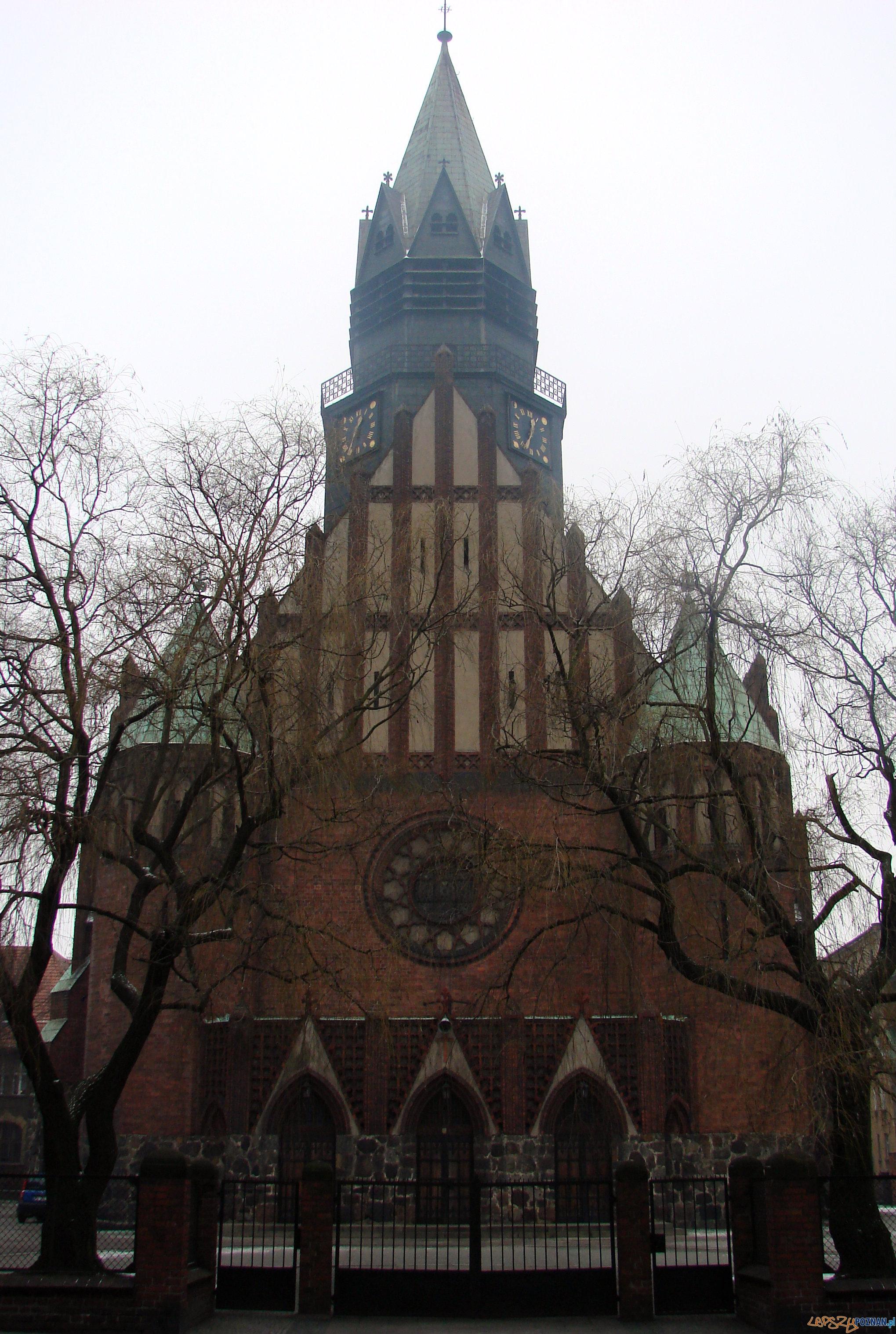 Kościół św. Anny w Poznaniu  Foto: lepszyPOZNAN.pl / tab 10.1