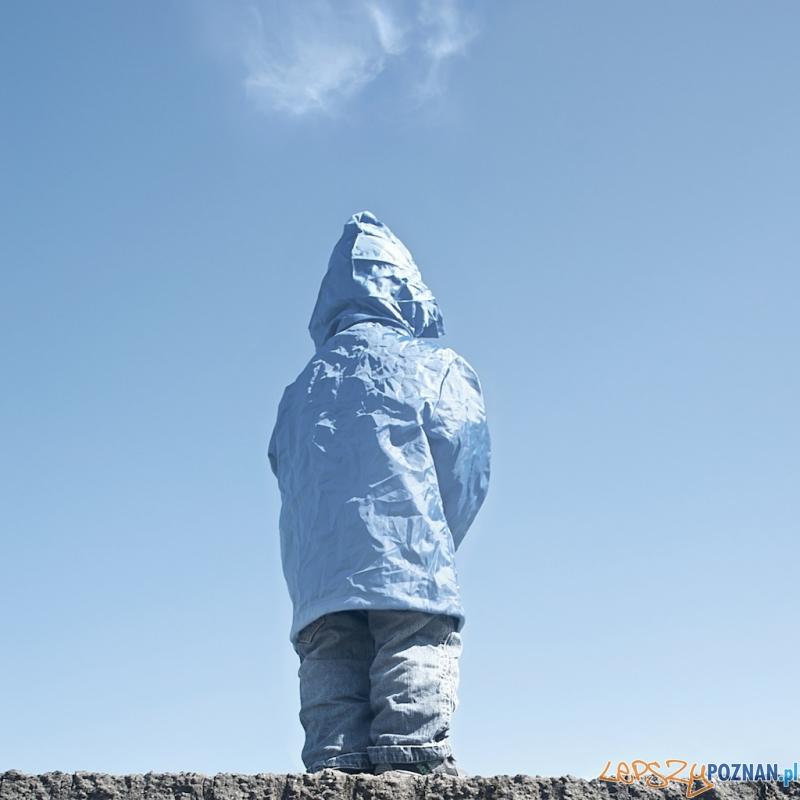 Jedno ze zdjęć serii Blue  Foto: Tomasz Wieja