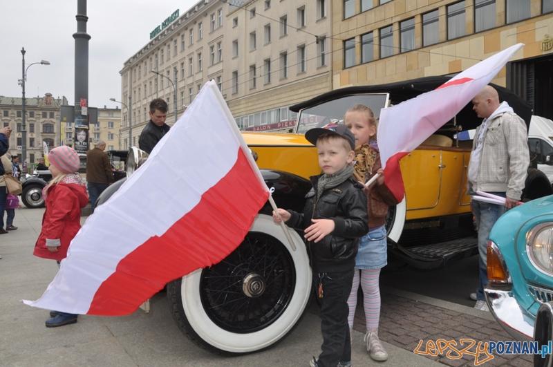 Dzien flagi - 2.05.2013 r.  Foto: Urząd Wojewódzki / Tomasz Stube
