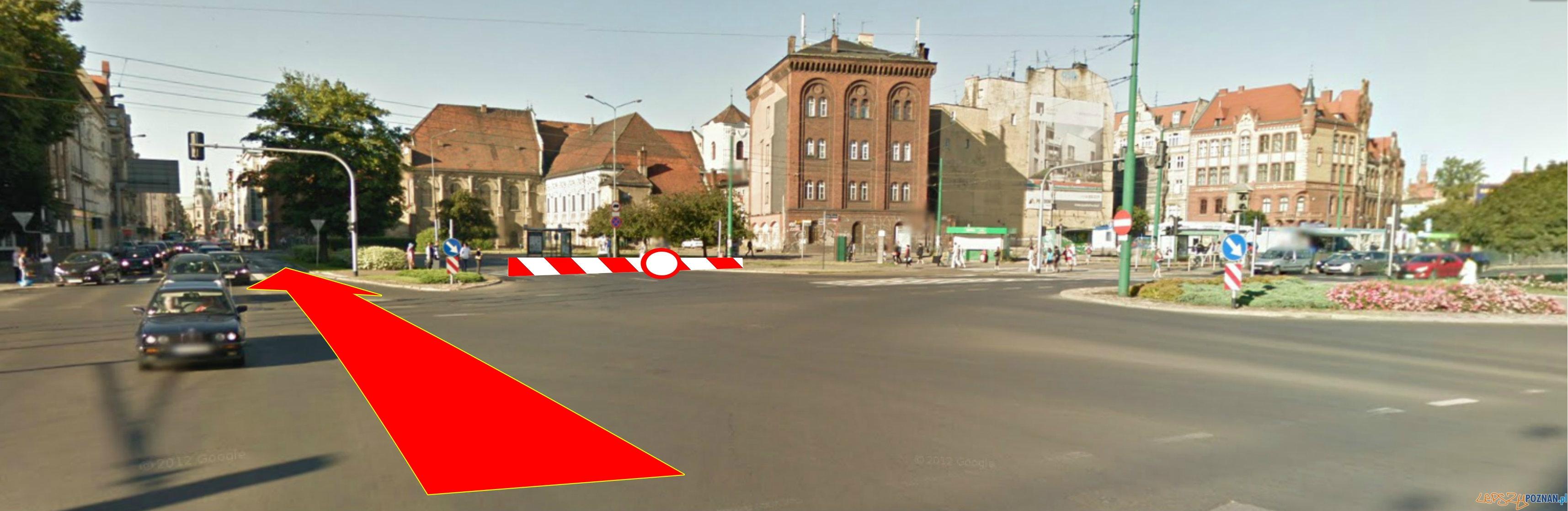 Zmiany na Garbarach  Foto: Google maps / lepszyPOZNAN.pl