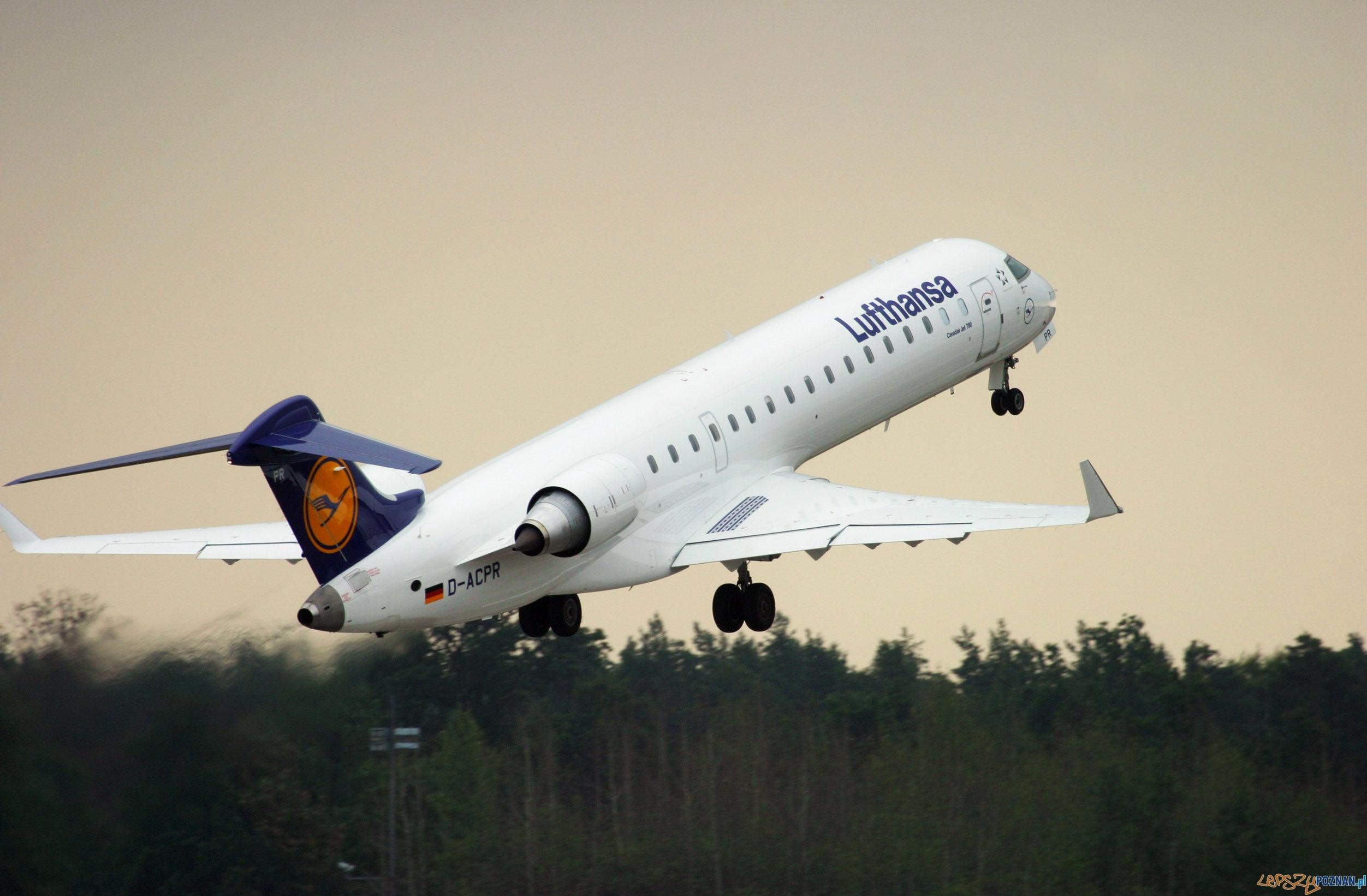 CRJ700  Foto: Konstantin von Wedelstaedt Lufthansa