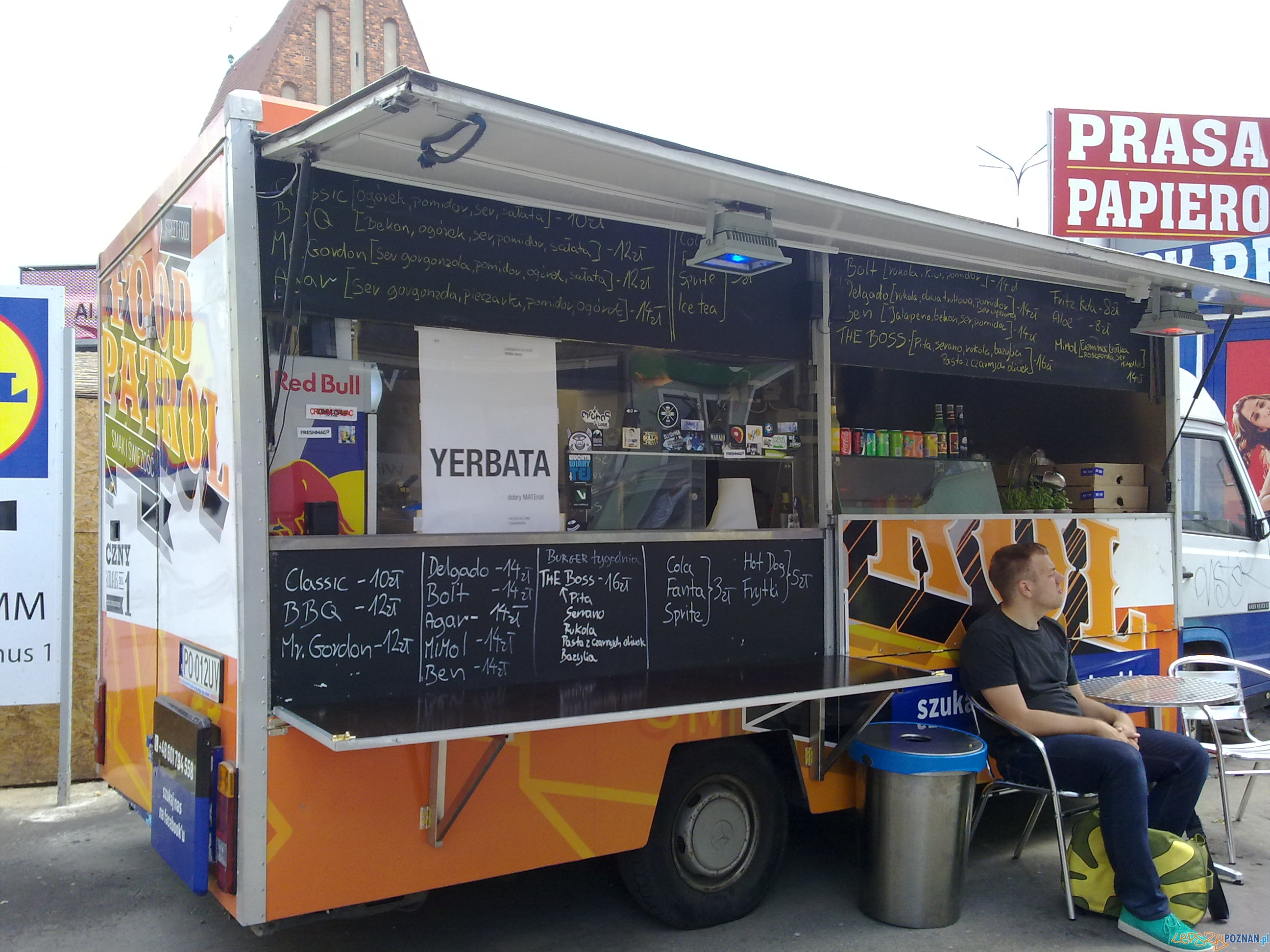 Food Patrol (1)  Foto: TD
