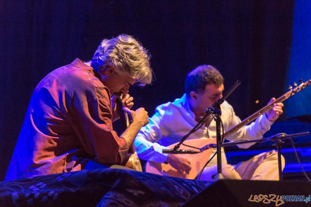 Występ zespołu Kayhan Kalhor & Erdal Erzincan (Iran/Turcja) - EthnoPort 2013  Foto: Bartosz Lewandowski