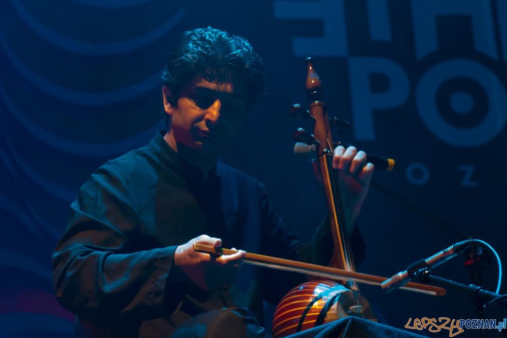 Występ zespołu Alireza Ghorbani (Iran) - EthnoPort 2013  Foto: Bartosz Lewandowski