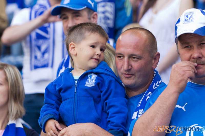 Najlepsi kibice na meczu Lech Poznań - Korona Kielce  Foto: lepszyPOZNAN.pl / Piotr Rychter