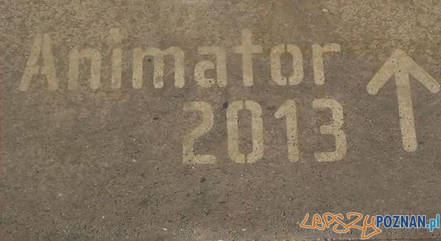 Animator 2013  Foto: animator