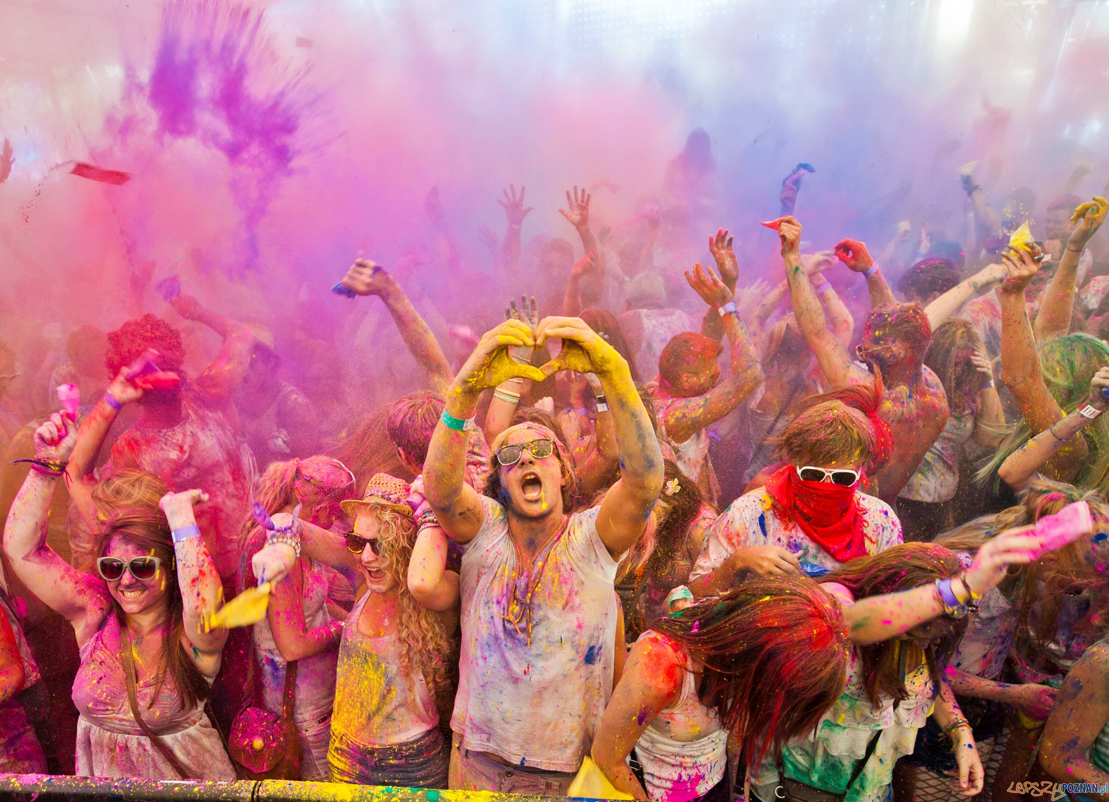 Colour Fest  Foto: Holi Open Air