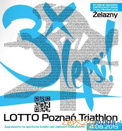 LOTTO POZnan Triathlon_Kampania 3 x lepsi  Foto: