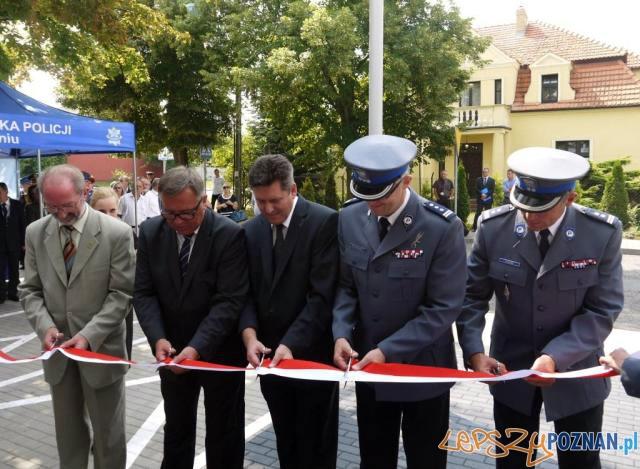 Komisariat Policji w Komornikach otwarty  Foto: Gmina Komorniki