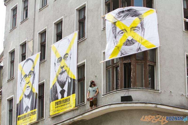 Wieszamy poznańskie elity  Foto: lepszyPOZNAN.pl / Piotr Rychter