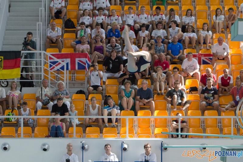 Mistrzostwa Europy Juniorów w Skokach do wody - finał 3 metry Kobiet - Termy Maltańskie   Foto: lepszyPOZNAN.pl / Piotr Rychter