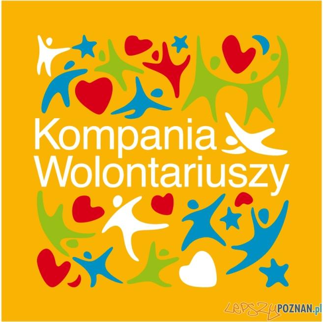 Kompania Wolontariuszy logo  Foto: Kompania Wolontariuszy