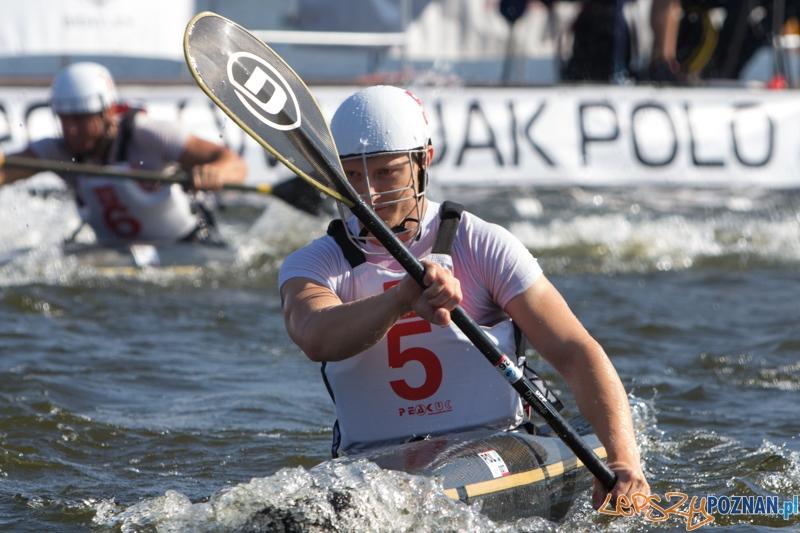 Europejskie Mistrzostwa Kajak polo - Polska - Niemcy Men U21  Foto: lepszyPOZNAN.pl / Piotr Rychter