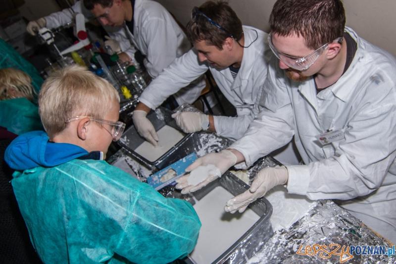 Noc Naukowców 2013 - 27.09.2013 r.  Foto: LepszyPOZNAN.pl / Paweł Rychter