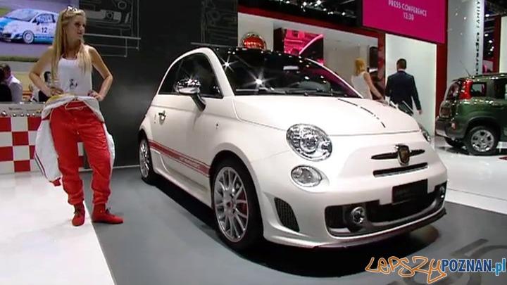 Fiat na targach motoryzacyjnych we Frankfurcie  Foto: x-news