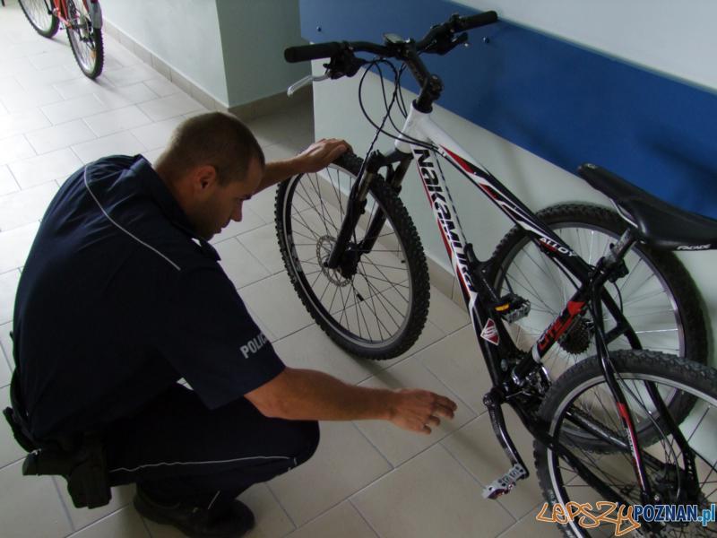 Policjanci rozbili szajke złodziei rowerów  Foto: materiały prasowe policji
