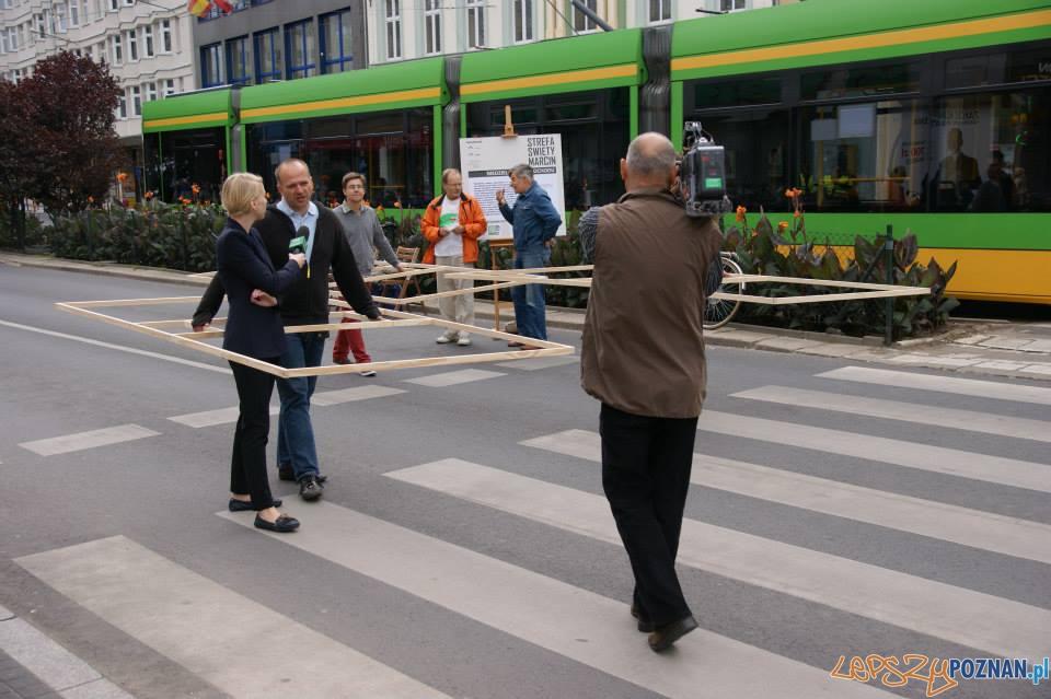 Tydzień bez samochodu na Św. Marcinie  Foto: UMP