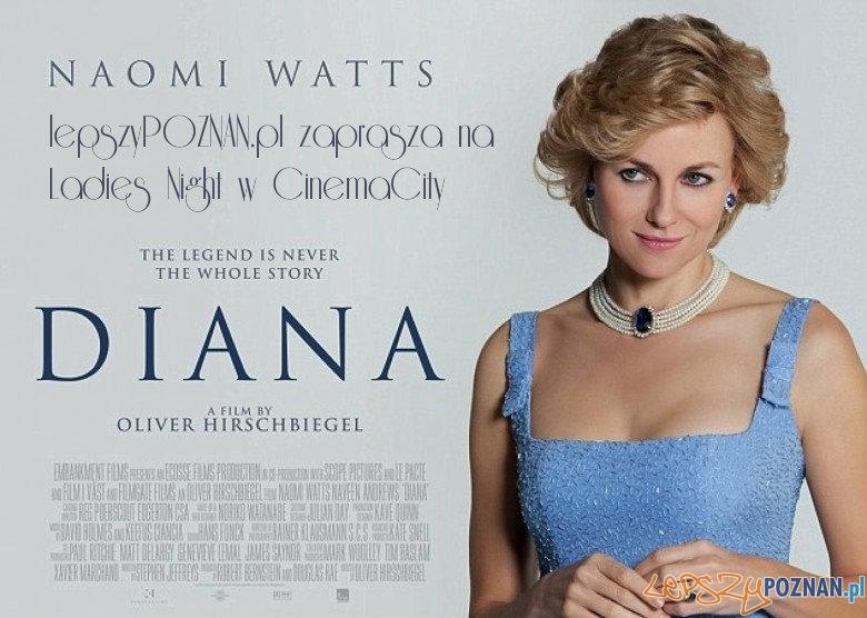 Ladies Night i premiera filmu Diana  Foto: Diana