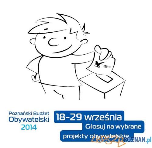 Poznański Budżet Obywatelski 2014  Foto: Poznański Budżet Obywatelski 2014