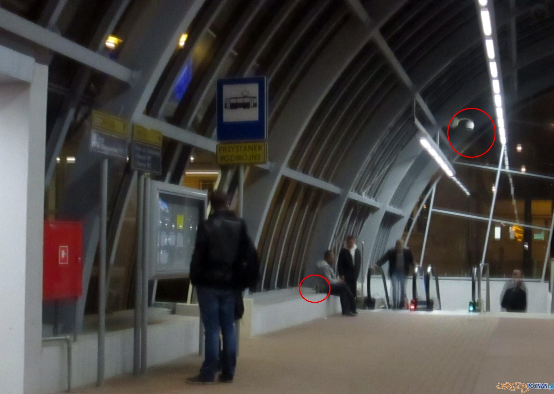 Nowy Dworzec nie taki wspaniały?  Foto: Nishiopoznan
