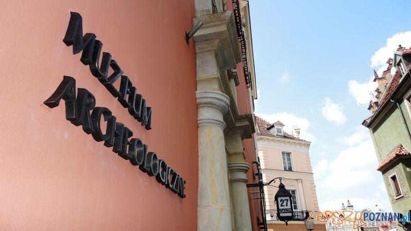 Muzeum Archeologiczne  Foto: S.Zdziebłowski